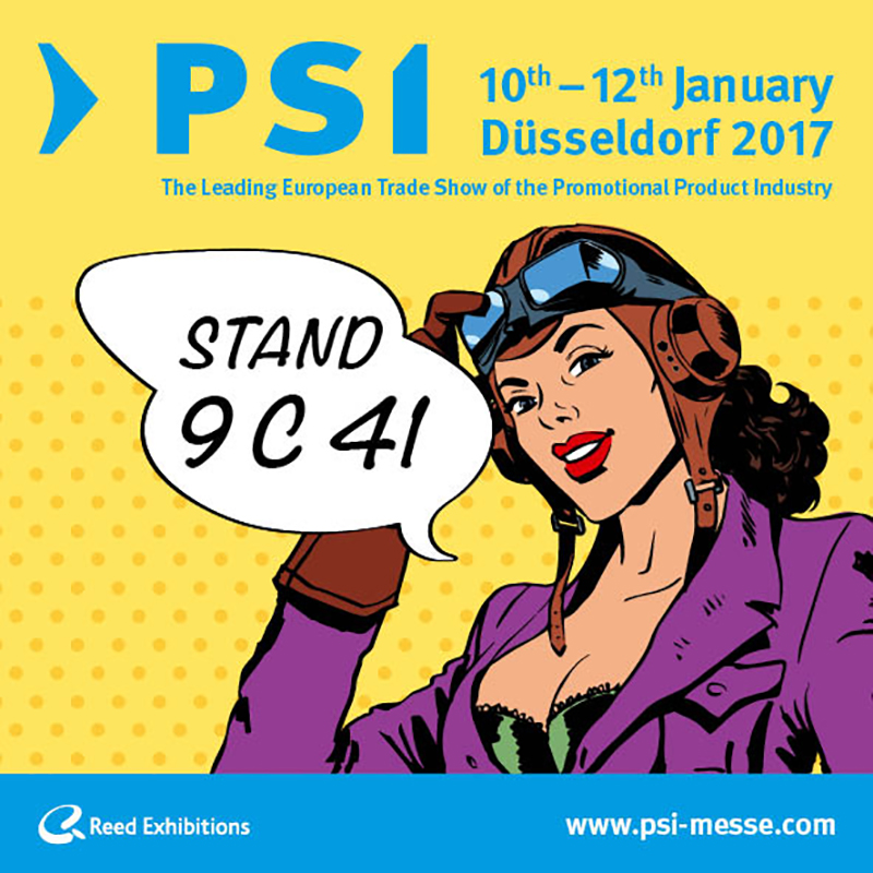 BOFA at PSI-Fair 10.-12.01.2017 in Düsseldorf