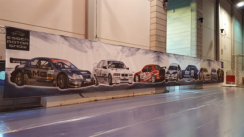 Banner Essen Motor Show 2016