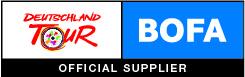 BOFA ist Official Supplier der Deutschlandtour