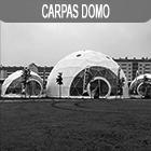 Montaje Doublet carpa Domo