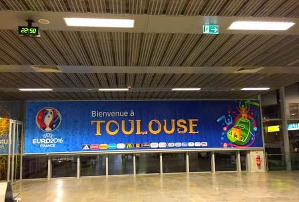 Toulouse - Euro 2016