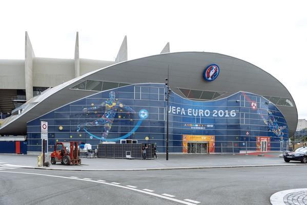 Parc des Princes - Euro 2016