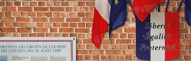 loi Peillon - drapeaux Français