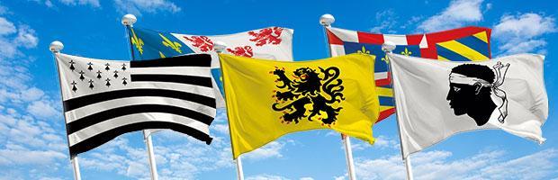 drapeaux_régions