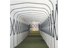 tunnel d'accès site