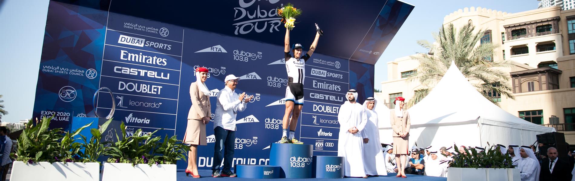 Dubai-Tour 2014