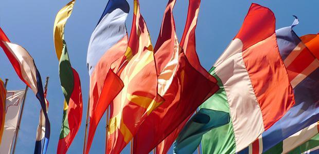 Drapeaux des nations