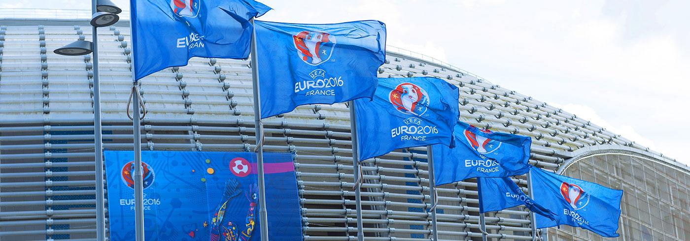 Doublet habille les villes pour l'euro 2016