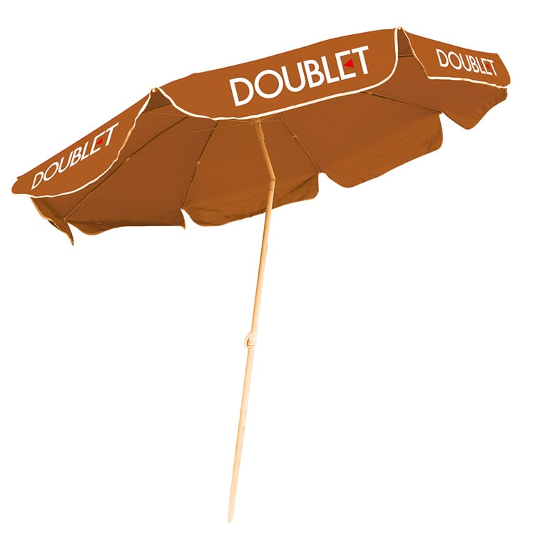 Parasols publicitaires 180/200