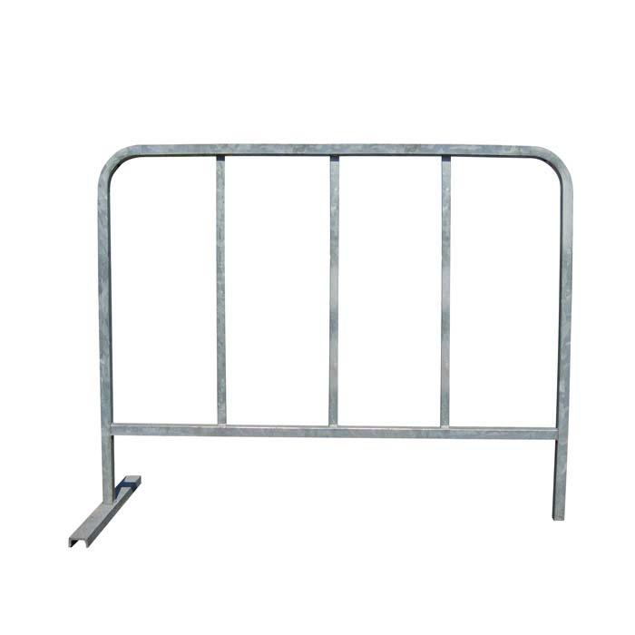 Barrière de chantier 3 barreaux