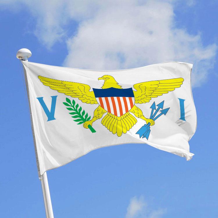 Drapeau Îles Vierges américaines