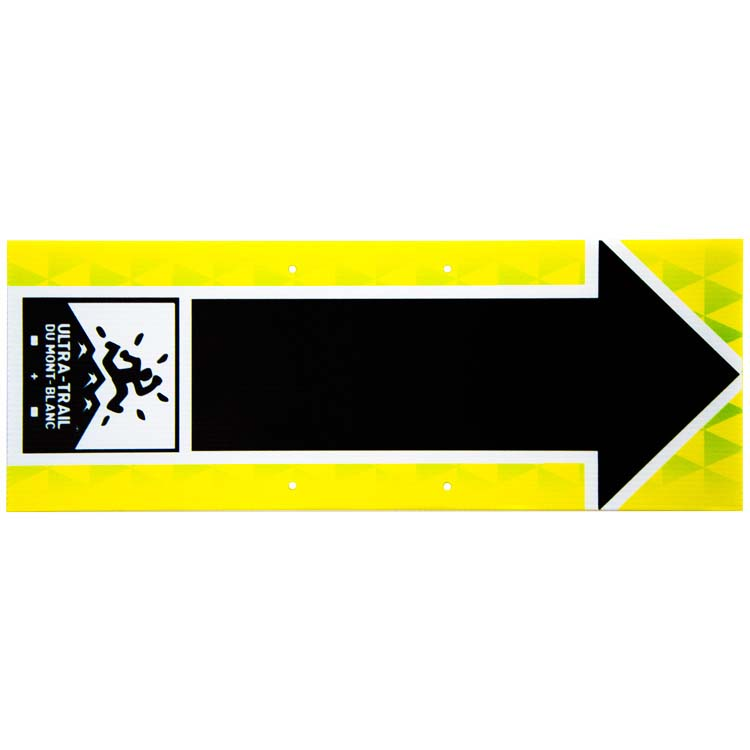 Flèche directionnelle EVENTS personnalisable