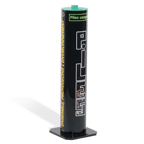 Collecteur de piles Premium XL