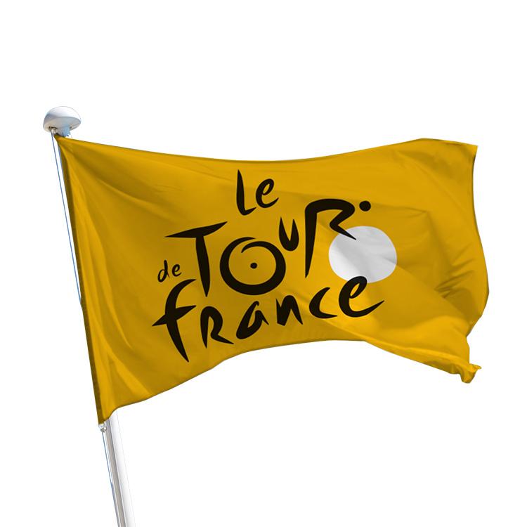 Pavillon Tour de France jaune