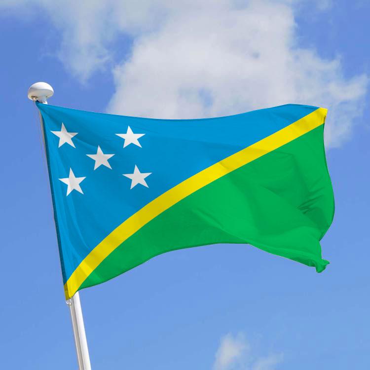 Drapeau Îles Salomon