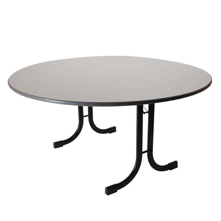 Table ronde pliante Vendée