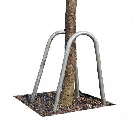 Protège-arbre épingle