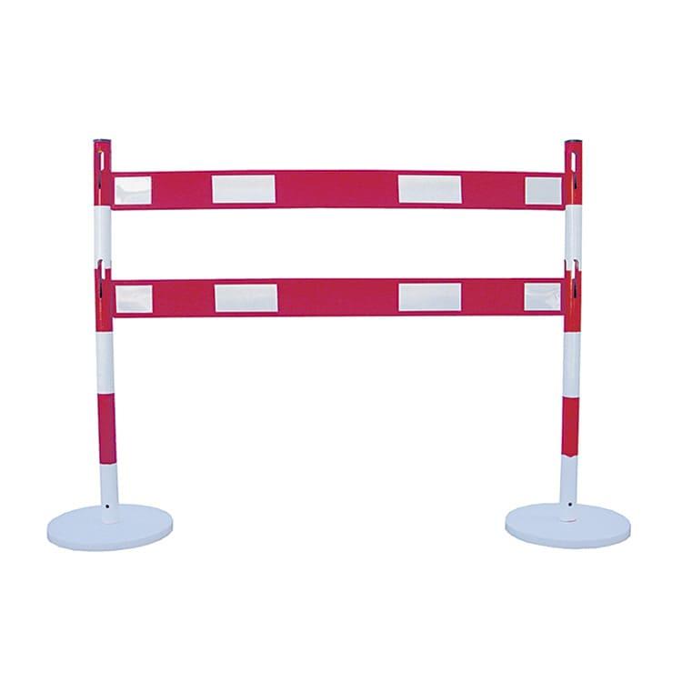 Barrière de chantier modulable