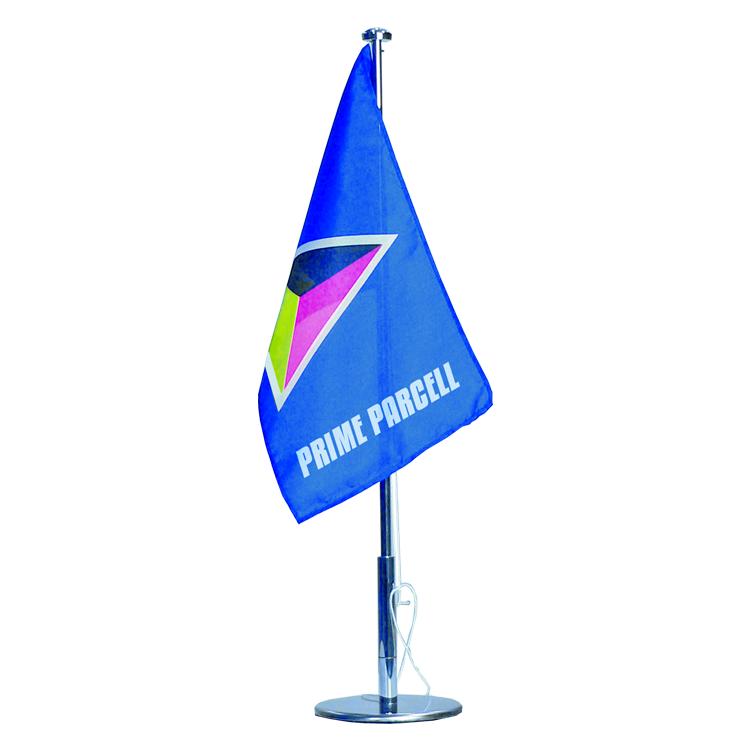 Werbe-Tischflaggen
