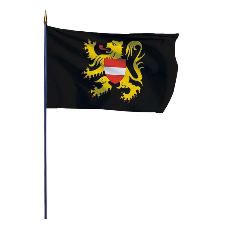 Drapeau Brabant Flamand (BE)