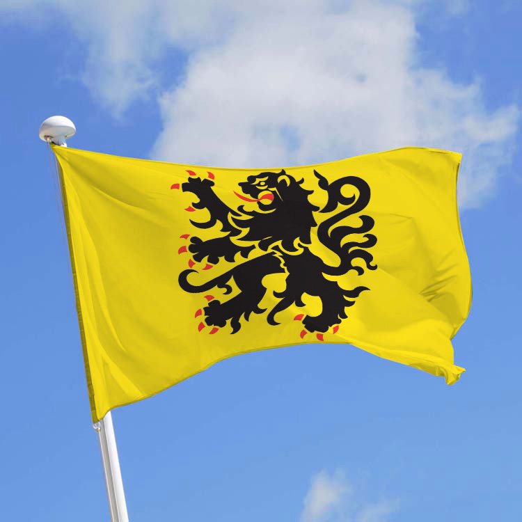 Drapeau province Flandre