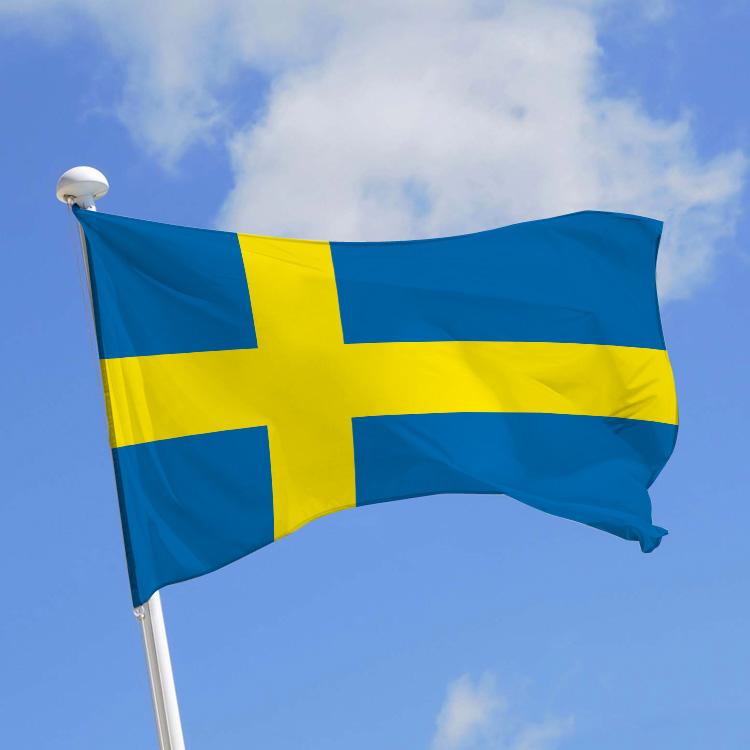 Drapeau Suède