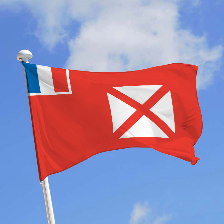 Drapeau province Wallis et Futuna