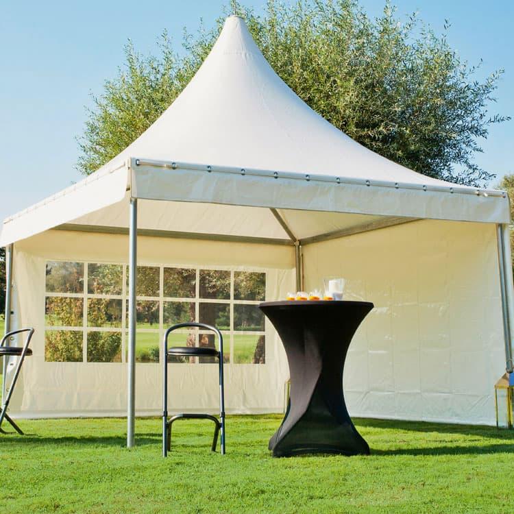 acheter tente de r 233 ception 3x3 m 4x4 m 5x5 m doublet