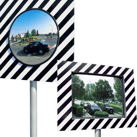 Reglementation miroir de rue