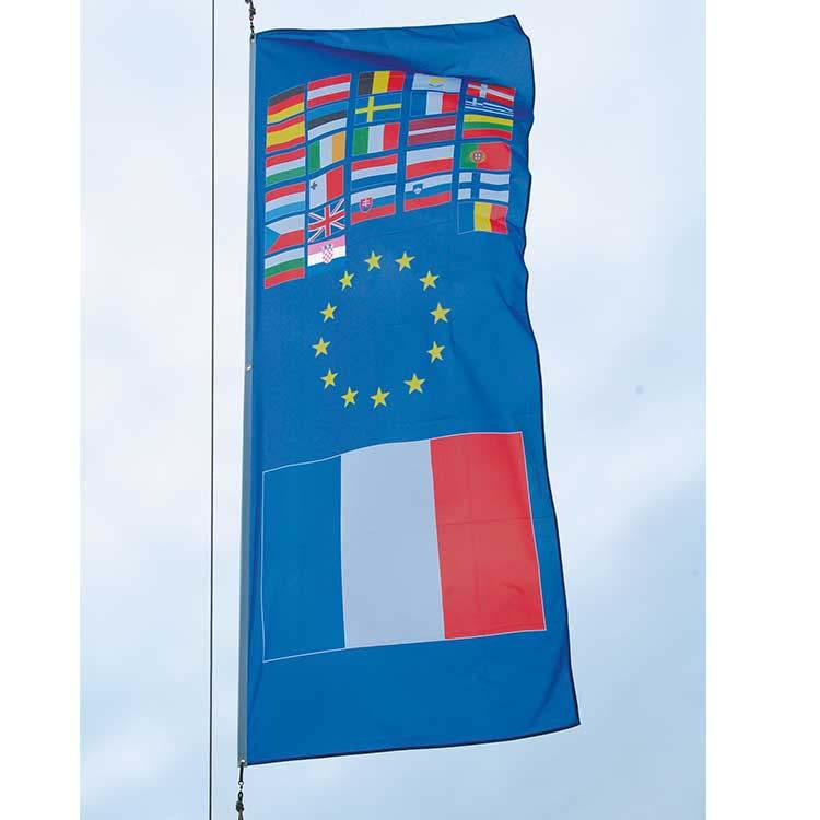 Bannière Europavillon France