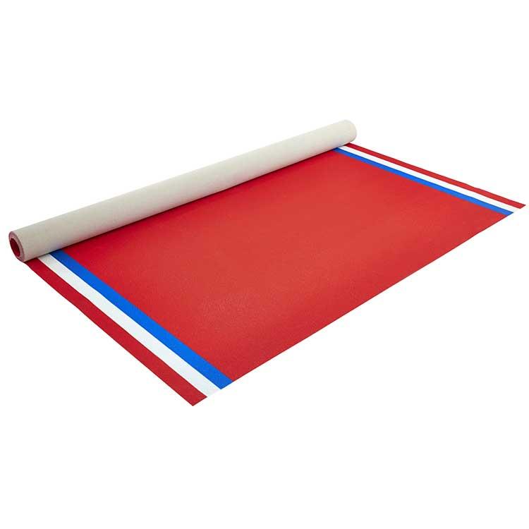 tapis rouge de c r monie au m tre lin aire doublet. Black Bedroom Furniture Sets. Home Design Ideas