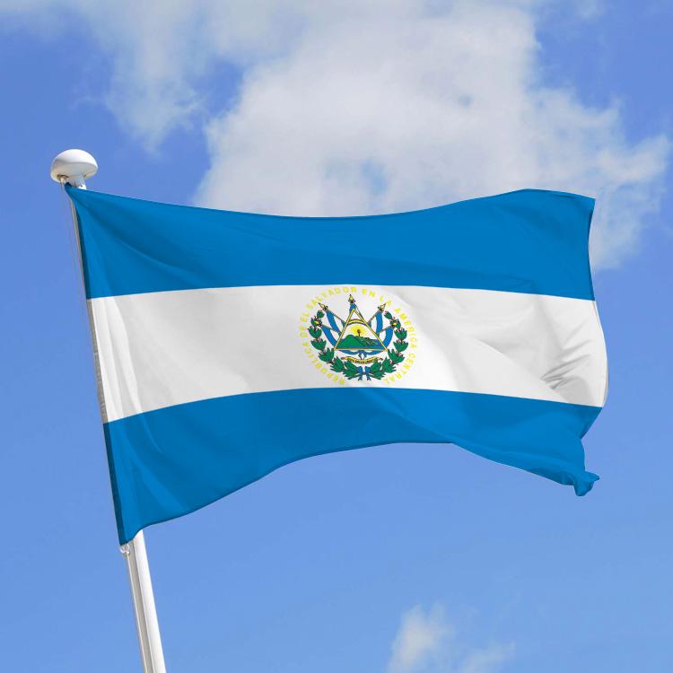 Drapeau El Salvador