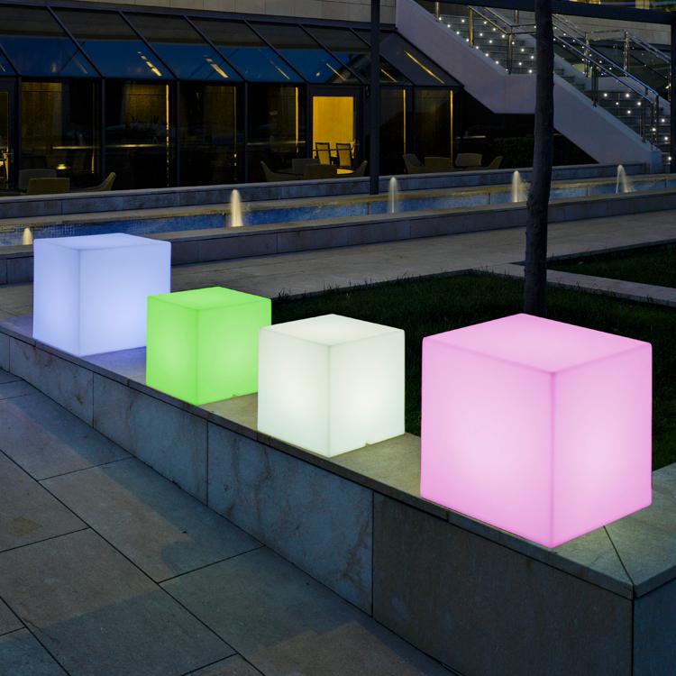 Luxio Leuchtwürfel