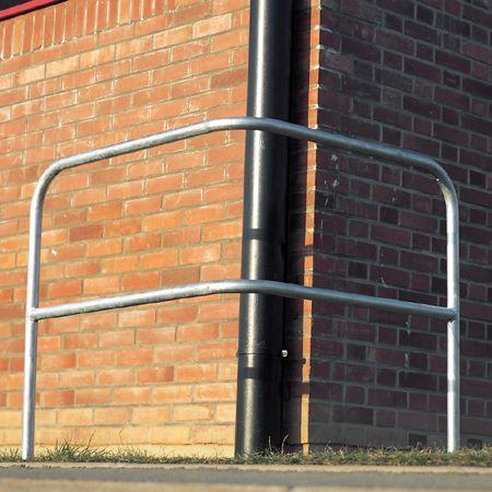 Barrière d'angle