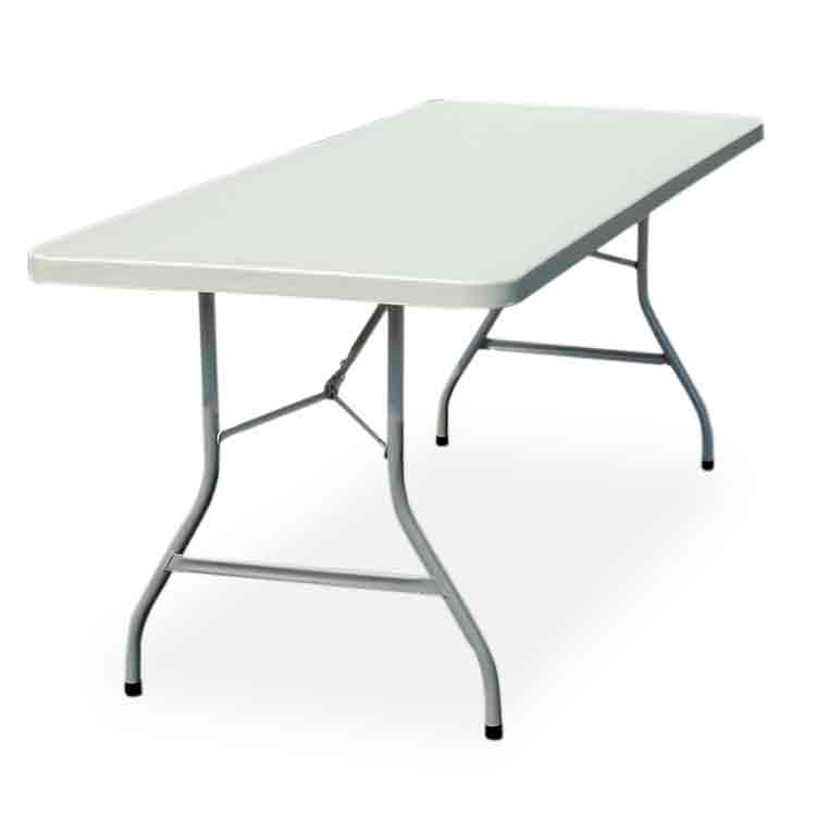Table pliante Duralight 183 cm essentiel