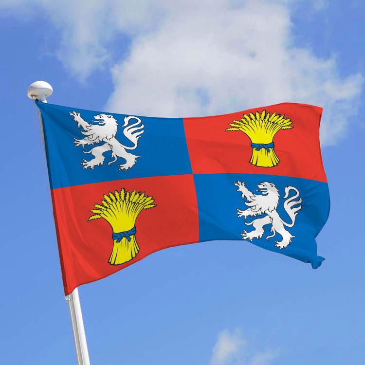 Drapeau province Gascogne