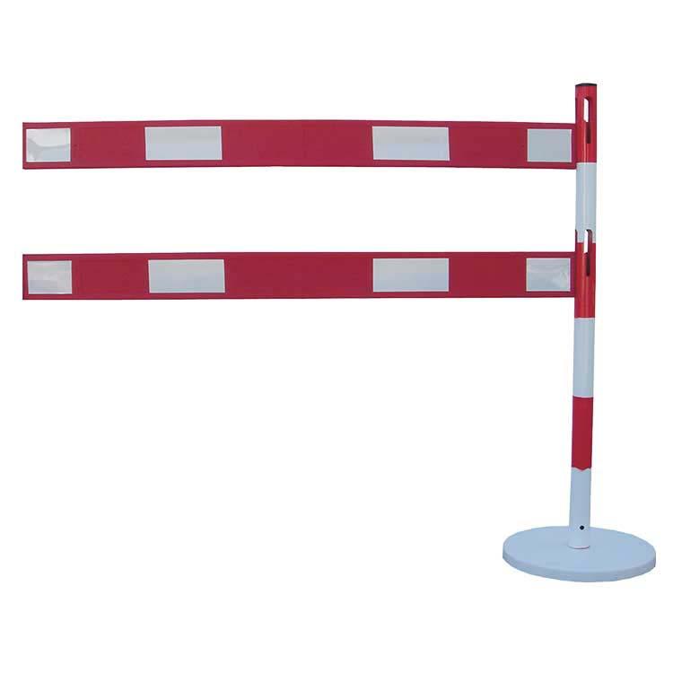 travée suivante barrière modulable