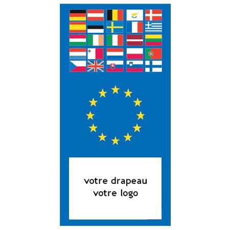 Europavillon personnalisé