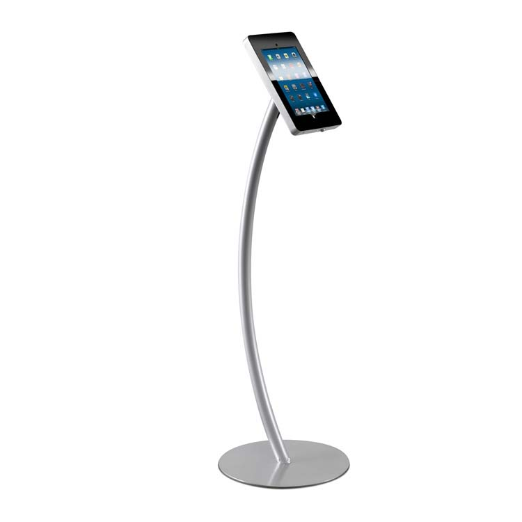 support tablette ipad de forme courbe autoportant doublet. Black Bedroom Furniture Sets. Home Design Ideas