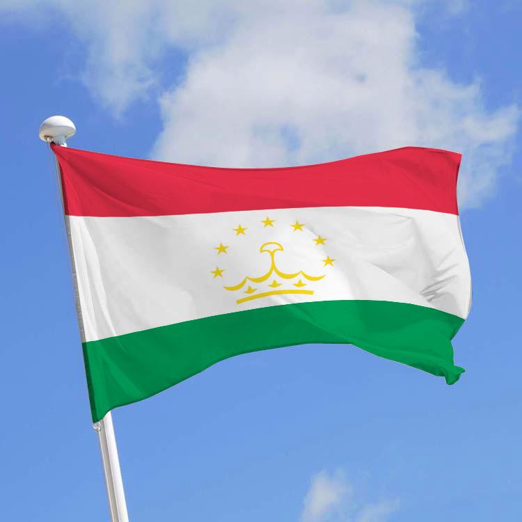 Drapeau Tadjikistan