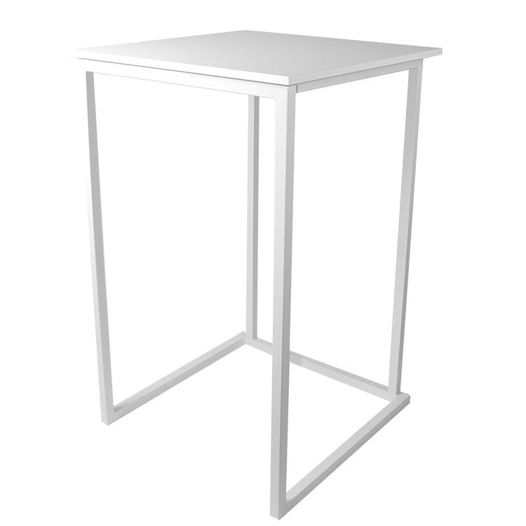 Mange debout table gu ridon pliable duralight en pehd - Fabriquer un mange debout ...