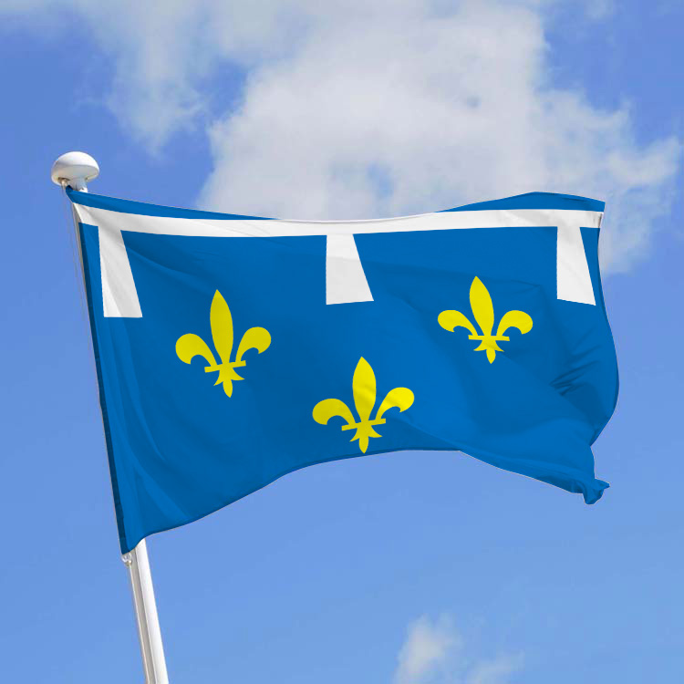Drapeau province Orléanais