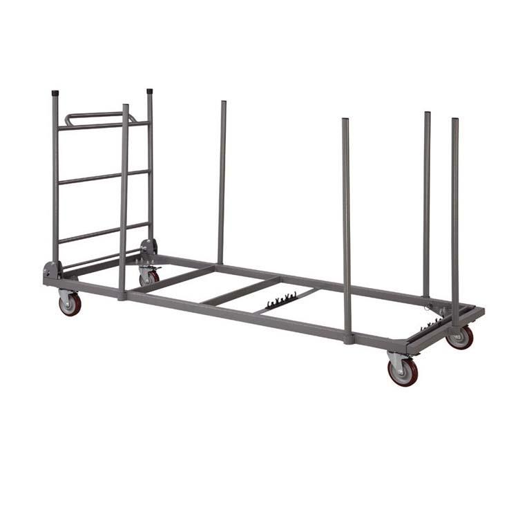 Chariot extensible pour tables Duralight