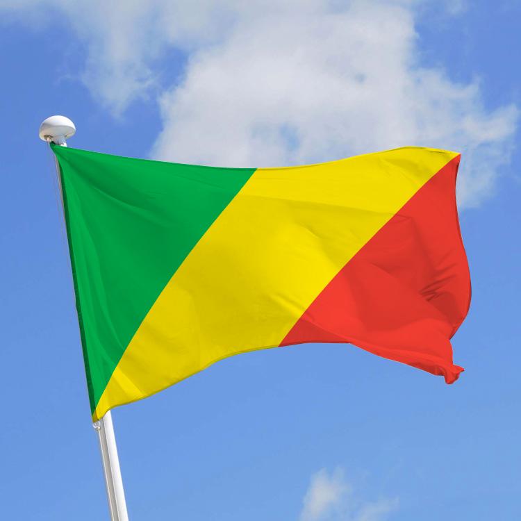 Drapeau Congo
