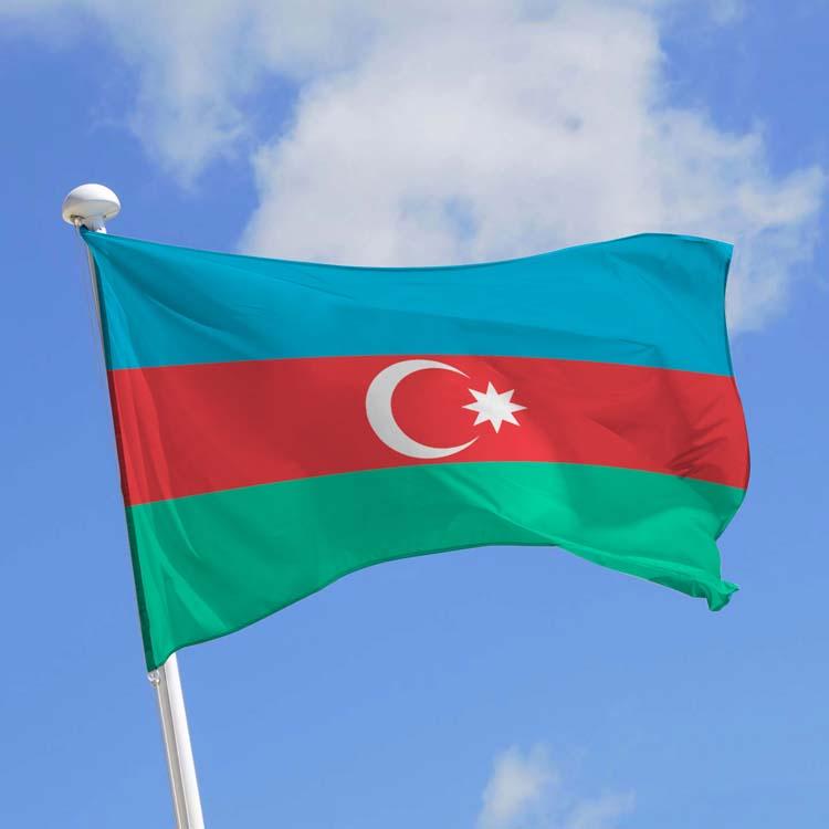 Drapeau Azerbaïjan