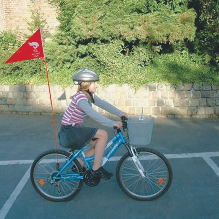 Drapeau de vélo