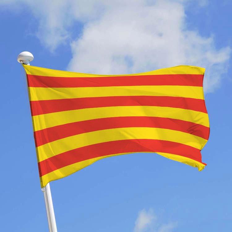 Drapeau province Catalan