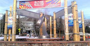 EPS Doublet partenaire des championnats du monde de ski alpin