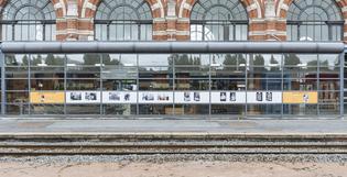 Expo « Je me ligue et vous ? » dans les gares SNCF : Doublet se mobilise
