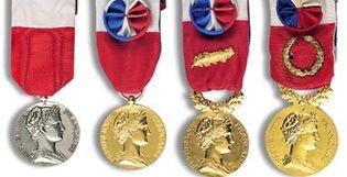 Modalités d'attribution de la Médaille d'honneur du travail